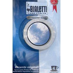 Bialetti Venus 4 gummipackningar ink filter