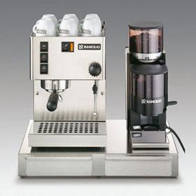 Rancilio silvia espressomaskine