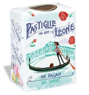 Pastiglie Leon - Pastiglie Be Italian-Venezia Miste Dissetanti