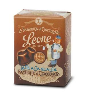 Pastiglie Leon - Cioccolato Pastiller Mjölchoklad