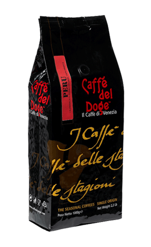 Caffe Del Doge - Single Estate - Peru Cajamarca El Guabo Organic 100% Arabica