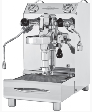 VIBIEMME DOMOBAR SUPER JR HX - Espressomaskin
