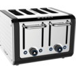 Dualit  Architect 4 Slice Toaster / Brödrost