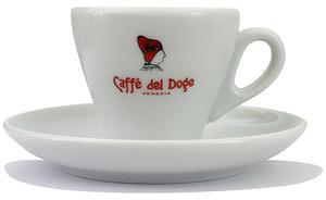 Caffe del Doge - Cappuccinokopp x 6st
