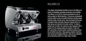 San Remo Milano Espressomaskin