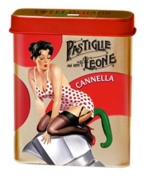 Pastiglie Leone - Kanel Pastiller Pinup ask