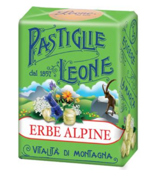 Pastiglie Leone - Alpine Herb Pastiller