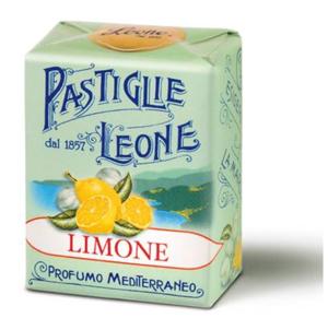Pastiglie Leone - Citron Pastiller