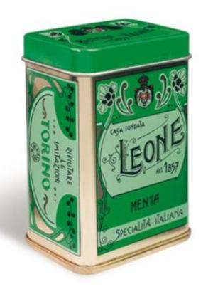 Pastiglie Leon - Mynta Pastiller