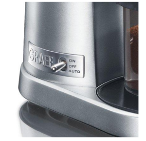 Graef CM 90 Espressokvarn Grind on demand