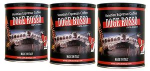 Caffe del Doge - Moka Espresso Caffe del doge Rosso x 3