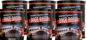 Caffe del Doge - Moka Espresso Caffe del doge Rosso x 6