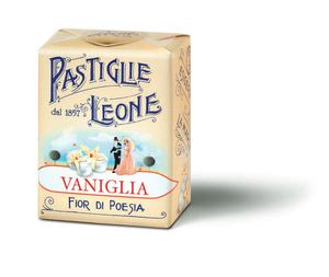 Pastiglie Leon - Vanilj Pastiller