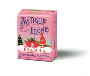 Pastiglie Leon - Jordgubb Pastiller
