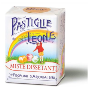 Pastiglie Leone - Blandade Pastiller
