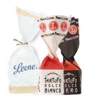 Pastiglie Leon - Tartufo Bianco e Nero di Leone 200gram