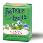 Pastiglie Leone - Pepparmynta Pastiller