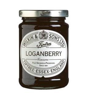 Wilkins & Sons - Tiptree marmelad Loganberry