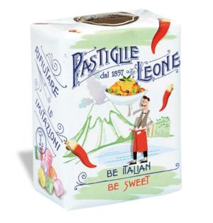 Pastiglie Leone - Pastiglie Be Italian- NAPOLI Miste Dissetanti