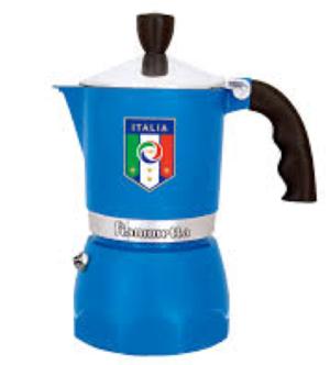 Bialetti Fiammetta Italia 3 Koppar Mokabryggare