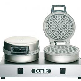 Dualit våffeljärn Dubbelvåffeljärn - Catering serien