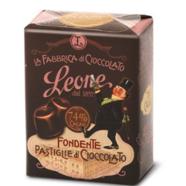 Pastiglie Leon - Choklad Pastiller 74%